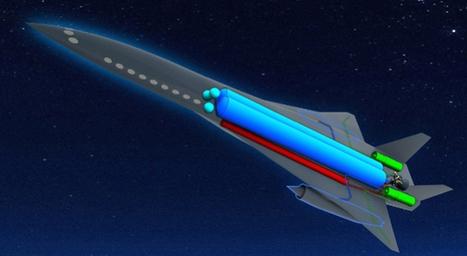 Un avion hypersonique expliqué aux enfants | Auto-apprentissage | Scoop.it