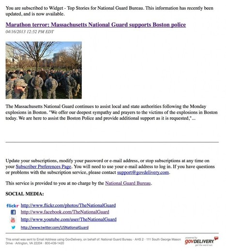 When it matters most: reaching citizens and residents   Reach The Public   Emergency Notifications   Scoop.it