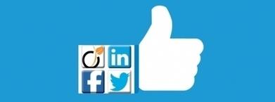 Differents usages des reseaux sociaux en entreprise   Digital Marketing   Scoop.it
