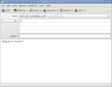 TorBirdy: faites passer vos e-mails par le réseau TOR | Lopia Veille Internet | Scoop.it
