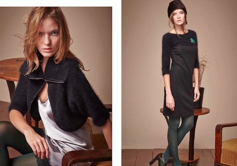 THE FASHIONAMY by Amanda Fashion blogger outfit, made in italy street wear : Made in Italy elegant #Knitwear #Collection #Doppiosegno | FASHIONAMY | Scoop.it