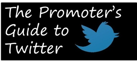 Twitter - One of the Most Powerful Tools in a Club Promoter's Arsenal | Nightlife | Scoop.it