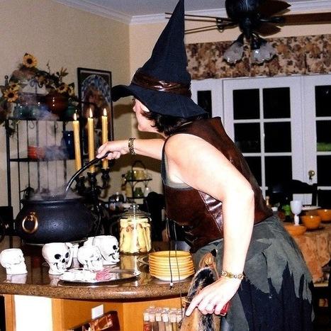 Idées de menus et recettes pour le repas d'Halloween, orange, noir, citrouille... | Fêter Carnaval, jeux, déguisements,.. | Scoop.it