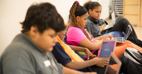 Pencils, Books … and Full Internet Access | digital divide information | Scoop.it