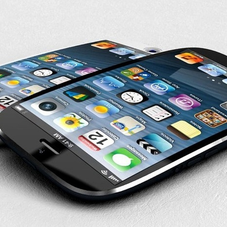 Could This Beautiful Design Concept Be the iPhone 5S? | informatica | Scoop.it