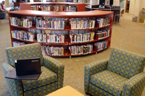 Bruce C. High III Resource Center Opens with BCI Radius Shelving - BCI   Tennessee Libraries   Scoop.it