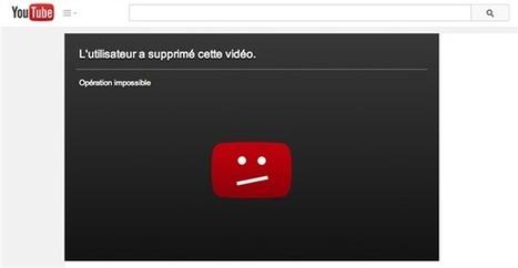 YouTube compte exclure d'ici quelques jours plusieurs artistes indépendants | Musical Industry | Scoop.it