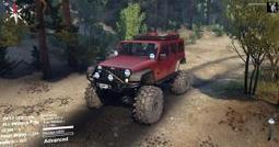 SID Jeep Wrangler Unlimited | Spintires World | Scoop.it