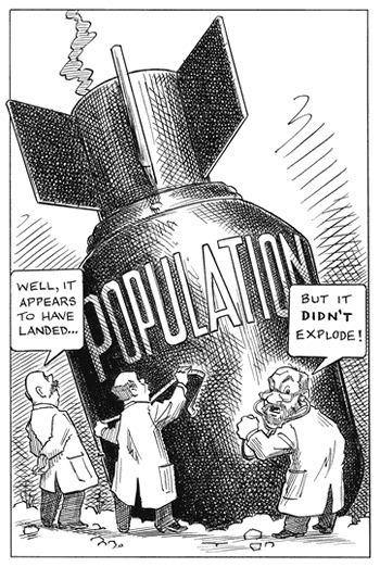 The population bomb?   Gavagai   Scoop.it