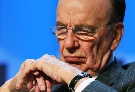 Rupert Murdoch's reign of terror   Journalism and the WEB   Scoop.it
