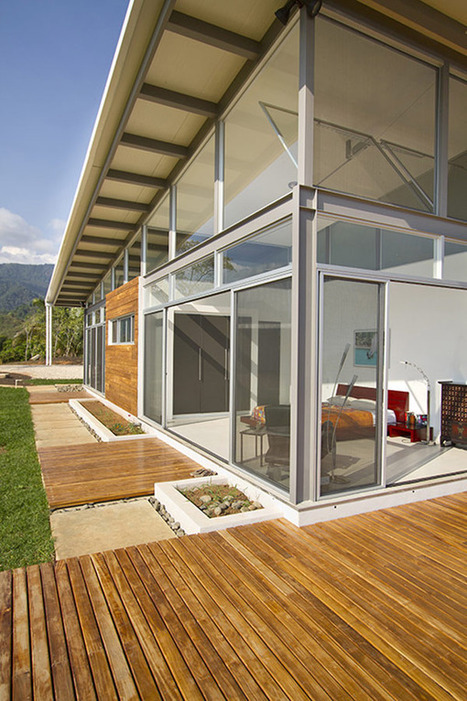 Sustainable Home in Costa Rica Making the Most of Its Scenic Landscape | sustainable architecture | Scoop.it