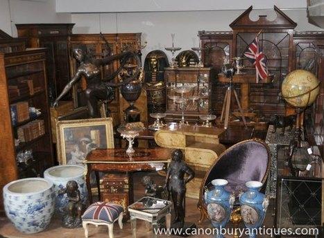 Canonburyantiques's Blog | Antiques | Scoop.it