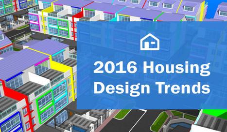 Housing Design Trends 2016   Architecture Engineering & Construction (AEC)   Scoop.it