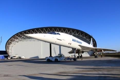 Dimanche 8 mai, France 3 diffuse un magazine sur les avions mythiques d'Aeroscopia   Musée Aeroscopia   Scoop.it