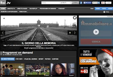 WebTheatre/ RAI, cosa succede fuori dal Tubo | Pillole di informazione digitale | Scoop.it