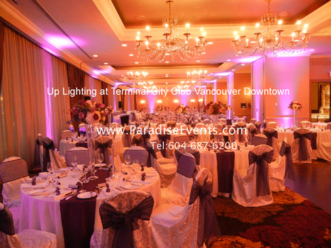 Lighting Rental Service | Wedding DJ Vancouver | Scoop.it