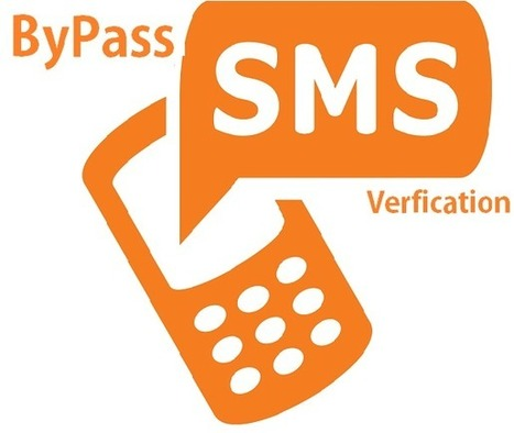 How to Bypass SMS Verification Online for any website | Technology | Scoop.it
