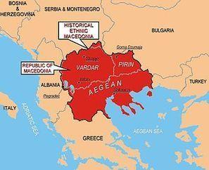 The Macedonian Tendency: Three Macedonias ... Great, Greater, Greatest! | The Macedonian Tendency | Scoop.it