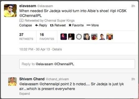 Social Media Strategy of IPL Teams – Chennai Super Kings | Social Media Article Sharing | Scoop.it