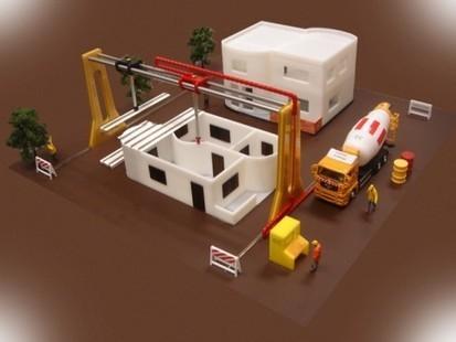 SeriousGame.be - L'imprimante 3D de chantier va-t-elle bientôt remplacer les entreprises de BTP ? - Projets