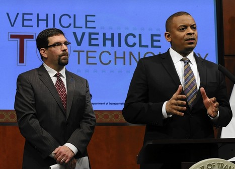 Auto safety regulators move toward vehicle-to-vehicle communication | The Latest: Cars, Vehicles & Trouble on the Road | Scoop.it