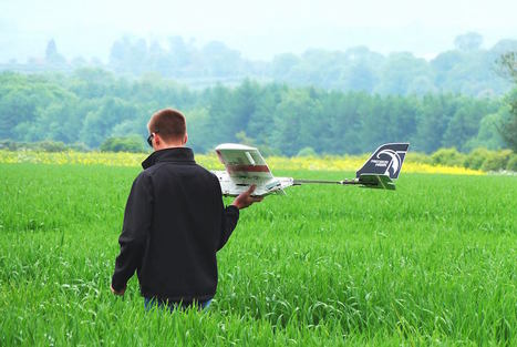 Drones Are Saving the California Wine Industry | Nerd Vittles Daily Dump | Scoop.it