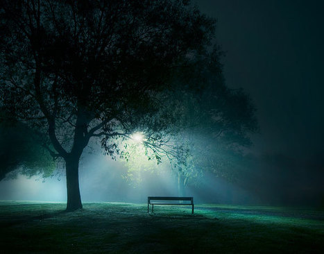 Alone - Photography by Mikko Lagerstedt, from Finland   Seve Zubiri   Scoop.it