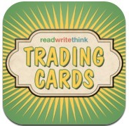 Free Technology for Teachers: How to Create Trading Cards for Historical and Fictional People, Places, and Events | School libraries | Scoop.it
