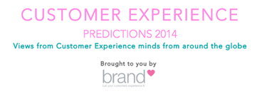Global Customer Experience Predictions for 2014 [eBook] - Customer Think | positive feedback | Scoop.it