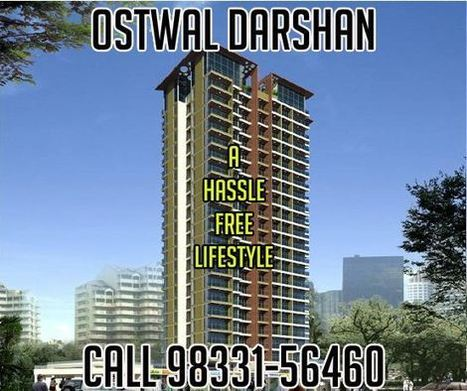 Ostwal Darshan Bhayander Mumbai | Real Estate | Scoop.it