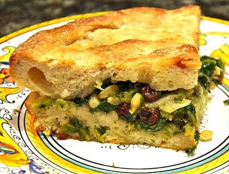 Pizza di scarola - EscarolePie   Le Marche and Food   Scoop.it