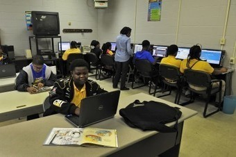 At schools with sub-par Internet, kids face a poor connection with modern life | Urban Science Education | Scoop.it