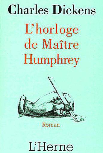 Roman. L'horloge de Maître Humphrey | J'écris mon premier roman | Scoop.it
