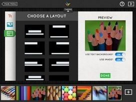 Apps in Education: Haiku Deck - Presentation Trump Card | iPads, MakerEd and More  in Education | Scoop.it
