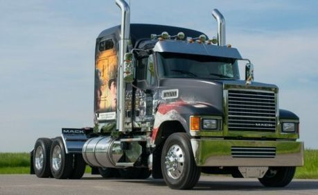 Volvo, Mack to participate in annual Ride for Freedom | Truckers Daily | Scoop.it