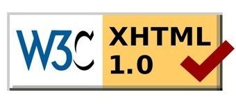 Validation d'un document XHTML: le label du W3C   Cours Informatique   Scoop.it