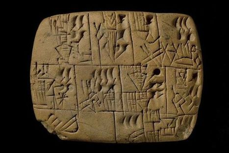 5,000-year-old pay stub shows that ancient workers were paid in beer   Archaeo   Scoop.it