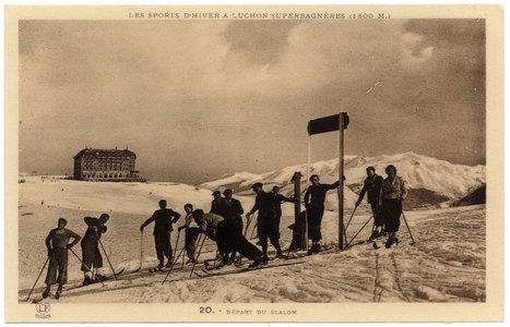 Luchon reine des Pyrénées dans les années 20 - France 3 Midi-Pyrénées | Historic Thermal Cities Villes Thermales Historiques | Scoop.it