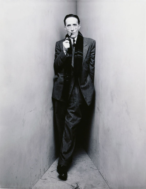 Duchamp.photo by Irving Penn | Sight For Sore Eyes | Scoop.it