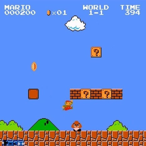 This AI 'solves' Super Mario Bros. and other classic NES games (Wired UK) | Randoms | Scoop.it
