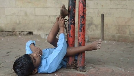 DISABILITY RIGHTS: The story of the disabled boy tied to Mumbai bus stop | > Human Rights | Scoop.it