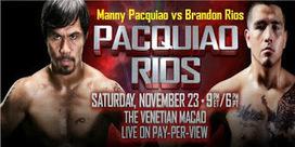 boxing after dark: [[[pelea de pacquiao]]] Watch Brandon Rios Vs Manny Pacquiao live Stream Online showtime boxing hbo boxing matches   boxing matches   Scoop.it