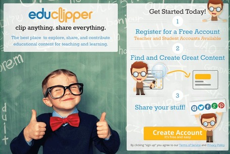 How to Use eduClipper | formation 2.0 | Scoop.it