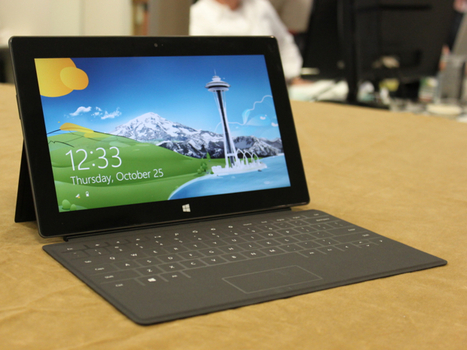 Unboxed: Here's Microsoft's Surface Tablet | HYNO World | Scoop.it