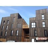 Première œuvre 2014 : visite de logements en bois à Montreuil - Réalisations | actualités en seine-saint-denis | Scoop.it