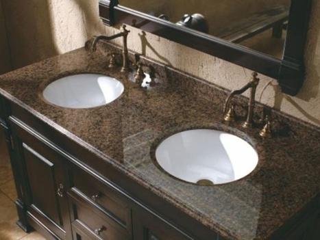 Black Granite Bathroom Countertop | News Info | Scoop.it