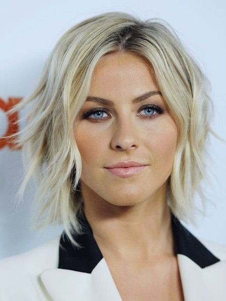 Julianne Hough's Smokey Eyes — Makeup Artist Reveals Tips - Hollywood Life | nataliacarballo | Scoop.it