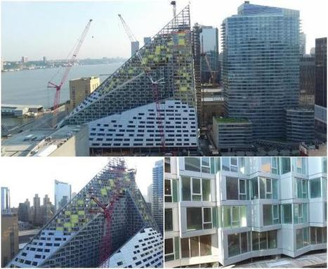 Vídeo del rascacielos de BIG en Nueva York | Video Arquitectura | Scoop.it