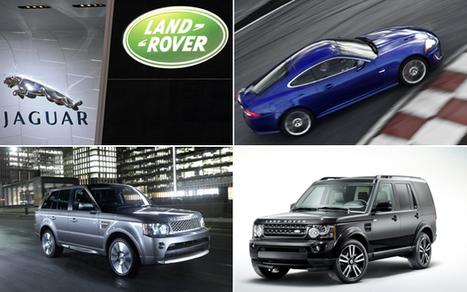 New models drive Jaguar Land Rover to record profits - Telegraph | AQA A2 BUSS4 Globalisation, UK Manufacturing & EU | Scoop.it