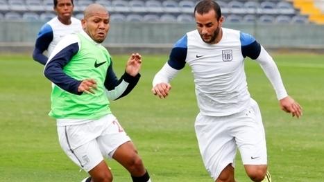 Alianza Lima entrenó en Miguel Grau del Callao de cara a la final | Piero informa | Scoop.it